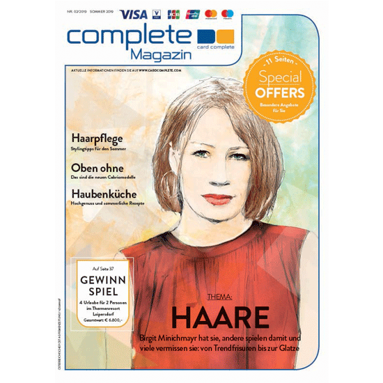 Cover complete Magazin 02/2019